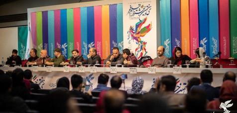 مشروح نشست «روزهای نارنجی»/ علاقه مندی علی مصفا به فیلم به خاطر هدیه تهرانی