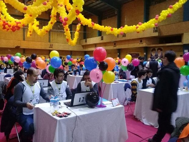 مسابقات ملی برنامه نویسی در دانشگاه آزاد شهرری برگزار شد