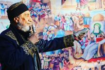 پرده خوانی روایت عشق در مشهد اجرا شد