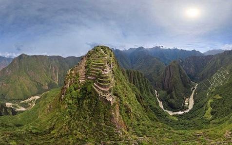 عکس هایی از عجایب دیدنی جهان