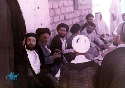 چه شد که امام از عراق به سمت کویت حرکت کردند؟