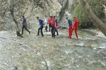 کوهنورد تهرانی در سقوط  از ارتفاعات نمین جان باخت