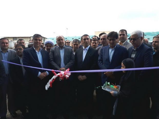 سیلوی 20 هزار تنی شهرستان ساوه بهرهبرداری شد