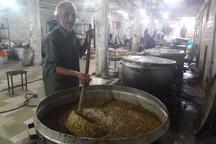 'شله قروت' غذائی با قدمتی دیرینه درمیامی