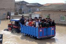 تاکید وزیر کشور بر تسریع امداد رسانی به سیلزدگان گلستان