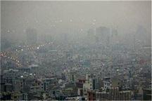 هوا در سه منطقه اصفهان ناسالم برای گروههای حساس