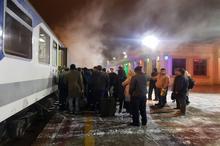 جابجایی یک میلیون و 415 هزار مسافر با قطار منطقه شمالغرب در سالجاری