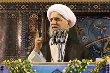 آمریکا آرزوی تسلیم ملت ایران و نابودی انقلاب رابه گور می برد
