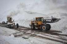 بازگشایی راه 60 روستای آذربایجان شرقی ادامه دارد
