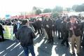 تجمع معلمان در مقابل استانداری یزد