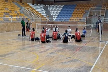 تیم والیبال نشسته شهرداری ارومیه مقابل گسترش فولاد تبریز شکست خورد