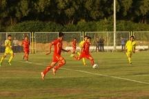 نمایندگان خوزستان یک پیروزی، یک شکست و یک تساوی کسب کردند