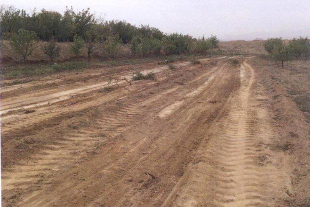 رفع تصرف از 34 هزار مترمربع اراضی ملی دماوند