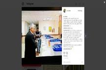 ابراز تأسف حافظی از نحوه برگزاری انتخابات نظام پزشکی