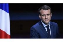 مکرون به طور رسمی رئیس جمهور فرانسه اعلام شد