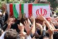پیکر پاک شهید مدافع وطن در اراک تشییع می شود