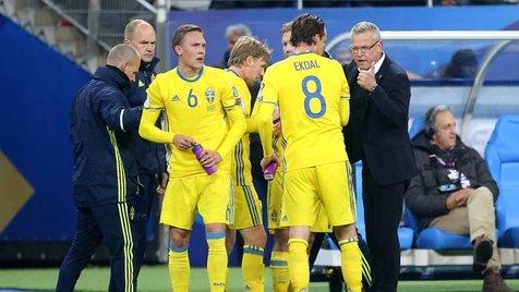 فهرست نهایی تیم ملی سوئد برای جام جهانی 2018