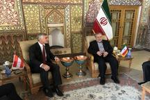 قائم مقام وزیرخارجه اتریش: ظرفیت زیادی برای همکاری با ایران وجود دارد