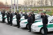 پلیس برای انجام ماموریت و آرامش جامعه از هم توان خود بهره می برد