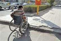 ادارات بیله سوار مغان برای تردد معلولان مناسب سازی شد
