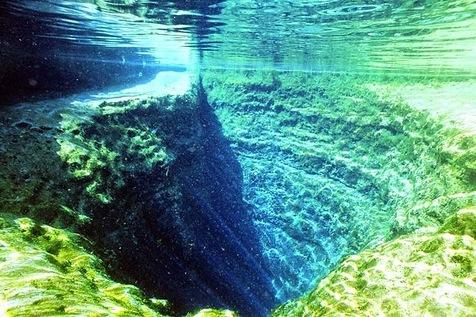 چاه یعقوب مکانی اسرارآمیز در آمریکا/ عکس