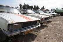 نوسازی 95 درصد تاکسیهای فرسوده در سبزوار