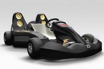 سریعترین خودروی کارتینگ دنیا، با زمان صفر تا ۱۰۰ کیلومتر ۱.۵ ثانیه