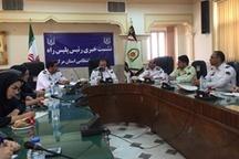 کاهش ۱۰ درصدی تلفات جاده ای در  استان مرکزی