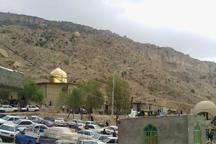 رانش زمین پرزائرترین بقعه متبرکه استان بوشهر را تهدید می کند