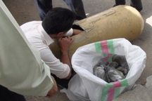کشف 30 کیلو تریاک در سمیرم