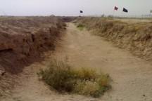 کانال کمیل در دشت آزادگان ثبت ملی شد