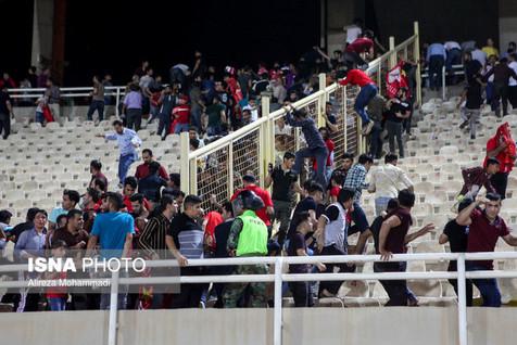 تشکیل پرونده ویژه انضباطی برای دیدار استقلال خوزستان و پرسپولس