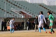 سرمربی شهرداری همدان: برای بقا در لیگ دسته 2 تلاش می کنیم