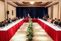 رئیسجمهور روحانی: ترامپ اقدامات بسیار نادرست خود علیه ملت ایران را اصلاح کند/ محروم کردن ایران از فروش نفت عملی نیست/ اگر روزی آمریکا صادقانه به دنبال جبران و بهبود شرایط باشد، آن زمان درباره مذاکره تصمیم خواهیم گرفت