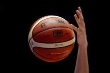 بسکتبالیست های آذربایجان غربی در مسابقات کشوری حذف شدند