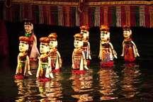 اجرای مهمترین نمایش عروسکی ویتنام در یزد
