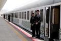 چهارمین رام قطار لوکس قم - مشهد راه اندازی شد