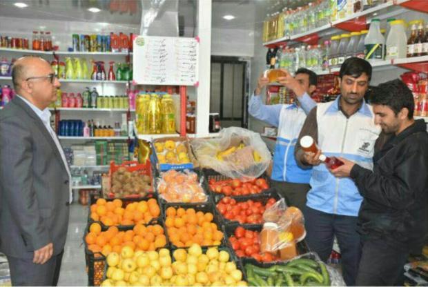 21 واحد غذایی متخلف در جهرم تعطیل شدند