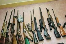 9 شکارچی متخلف در پارک ملی کرخه به دام افتادند