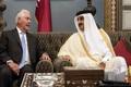 خوشبینی آمریکا و تیلرسون به حل بحران قطر