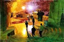 فیلم پخش شده ریزش کوه درحرم بیبی حکیمه درفضای مجازی کذب است