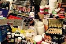 توقیف 14 نوع محصول غیراستاندارد در اردیبهشت ماه امسال در خوزستان
