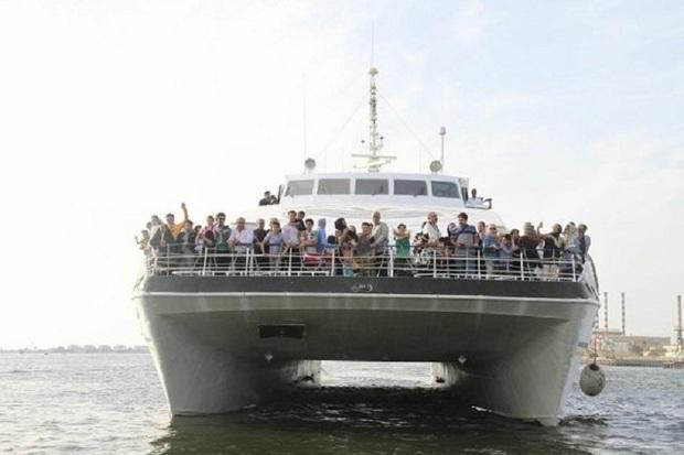 144هزار نفر از گردشگری آبی در اروند و کارون بهره مند شدند