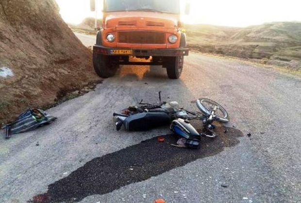 تصادف جادههای سمنان در روزهای گذشته سه کشته داشت