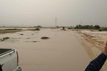 47 میلیمتر بارندگی در دزفول ثبت شد