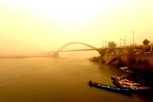 گرد و خاک در راه خوزستان است