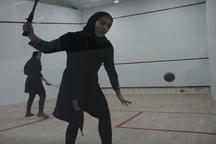 اردوی مستعدین اسکواش دختران در زنجان برگزار می شود
