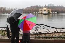 هوای آذربایجان شرقی با بارش های پراکنده همراه است