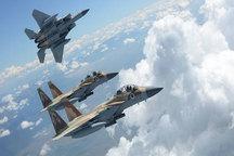 یورش جنگندههای صهیونیستی به جنوب غزه