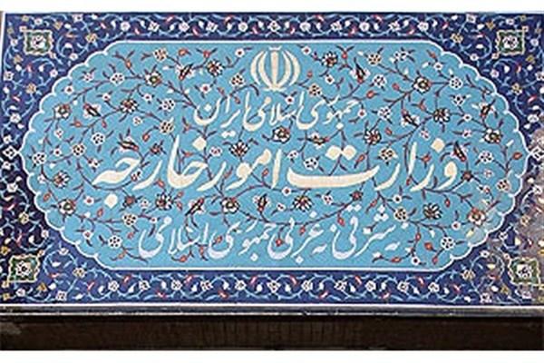 هشدار وزارت خارجه ایران نسبت به آثار و تبعات حملات آمریکا و متحدانش به سوریه